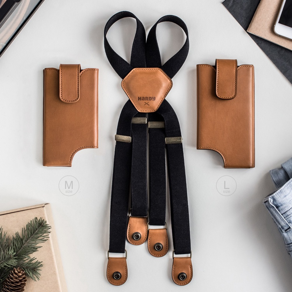 Phone Holster stylish accessory for your phone HARDY HOLSTER